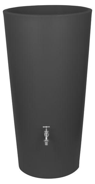 Regenton Design 2in1 150 L - Antraciet