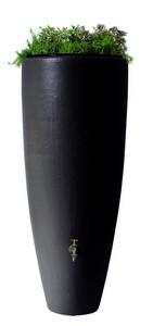 Regenton Bloembak 2in1 300 L - Mocca