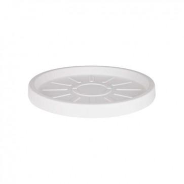 Elho Pure Saucer 40 cm - Wit
