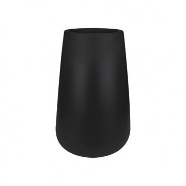 Elho Pure Cone High 45 cm - Zwart