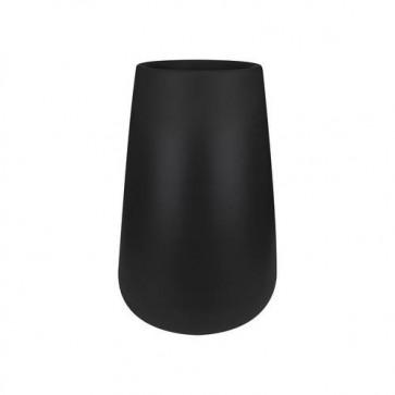 Elho Pure Cone High 55 cm - Zwart