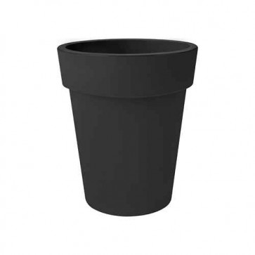 Elho Green Basics Top Planter Hoog 35 cm - Living black