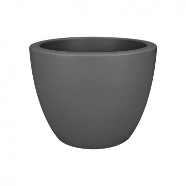 Elho Pure Soft Round Wheels 40 cm - Antraciet
