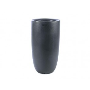 Otium Amphora 40 cm -  Antraciet
