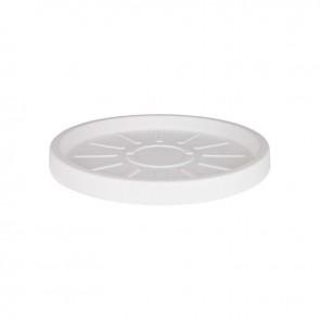 Elho Pure Saucer 45 cm - Wit