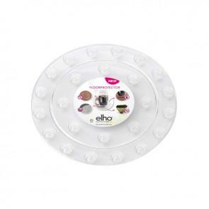 Elho Floorprotector Rond 15 cm - Transparant