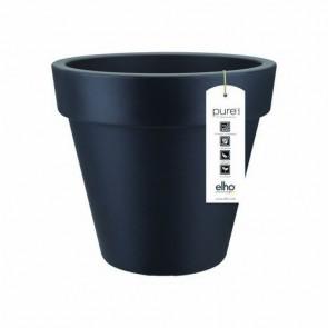 Elho Pure Round 40 cm - Antraciet