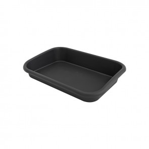 Elho Green Basics Tuintray - Living black
