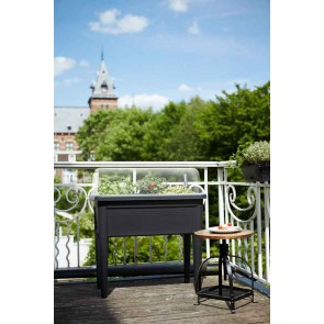 Elho Green Basics Kweektafel XXL - Living black