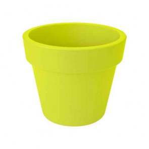 Elho Green Basics Top Planter 23 cm - Lime groen