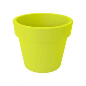 Elho Green Basics Top Planter 40 cm - Lime groen