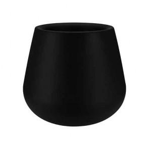 Elho Pure Cone 55 cm - Zwart