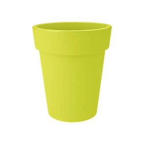Elho Green Basics Top Planter Hoog 35 cm - Lime groen