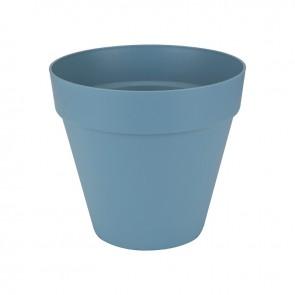 Elho Loft Urban Rond Wielen 40 cm - Vintage blauw