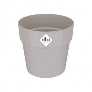 Elho B.For Original Rond mini 9 cm - Warm Grijs