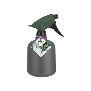 Elho B.For Soft Sprayer 0,6ltr - Antraciet/Bladgroen