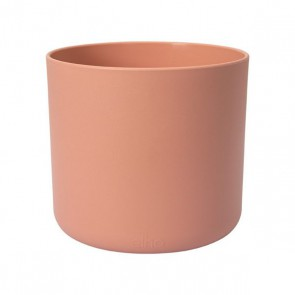 Elho B.For Soft Rond 14 cm - Delicaat Roze