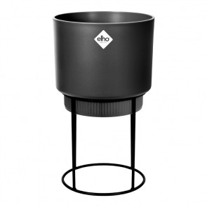 Elho B.For Studio Rond 22 cm - Living Black