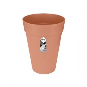 Elho Loft Urban Rond Hoog 35 cm - Delicaat Roze