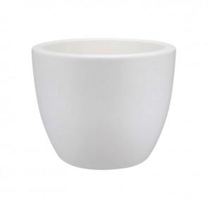 Elho Pure Soft Round 30 cm - Wit