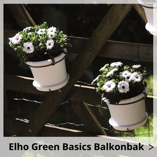 Elho Green Basics Balkonbakjes