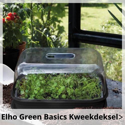 Elho Green Basics Kweekdeksel