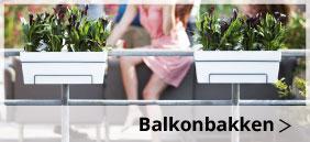 Balkonbakken