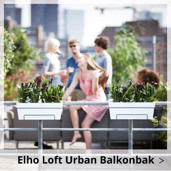 Elho Loft Urban Balkonbak
