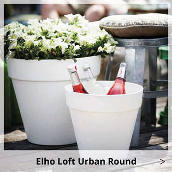 Elho Loft Urban Round