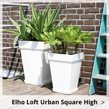 Elho Loft Urban Square High