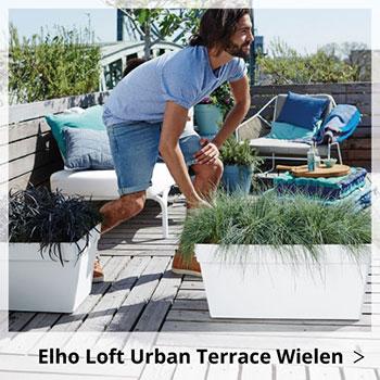 Elho Loft Urban Terrace Wielen