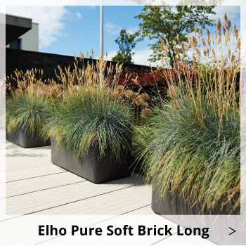 Elho Pure Soft Brick Long
