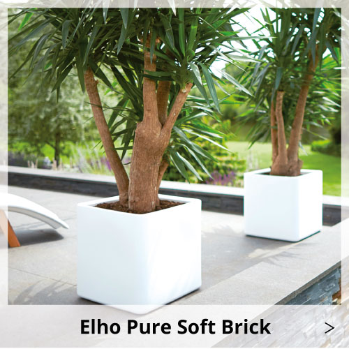 Elho Pure Soft Brick