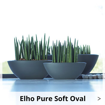 Elho Pure Soft Oval