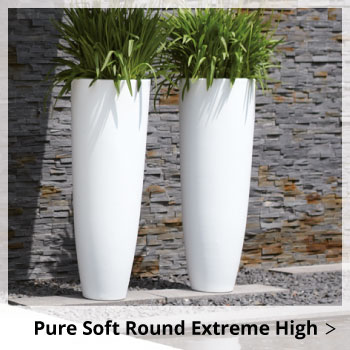 Elho Pure Soft Round Extreme High