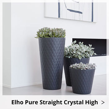Elho Pure Straight Crystal High