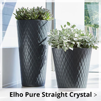 Elho Pure Straight Crystal