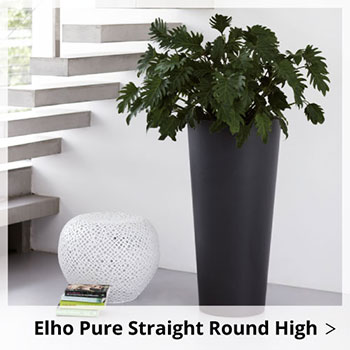 Elho Pure Straight Round High