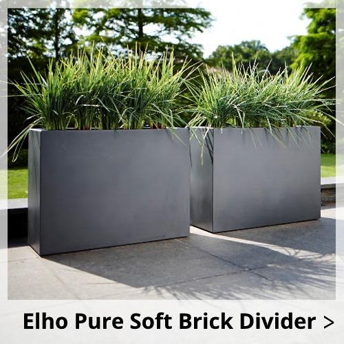 Elho Pure Soft Brick Divider