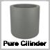 Elho Pure Cilinder
